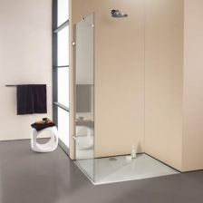 Huppe Enjoy Elegance walk-in 120 prawe 3R1280.092.322