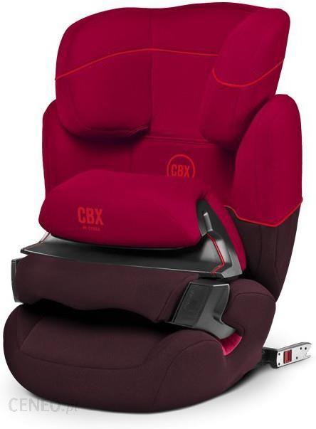fotelik cybex aura fix rumba red 9 36kg ceny i opinie. Black Bedroom Furniture Sets. Home Design Ideas