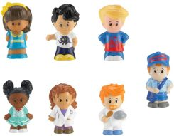 Fisher-Price Little People Figurki Podstawowe Y3684