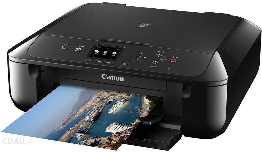Urządzenie wielofunkcyjne Canon Pixma MG5750 Czarna (0557C006AA)