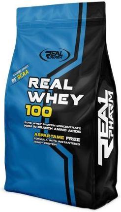 Odzywka Bialkowa Pharm Real Whey 100 700g Ceny I Opinie Ceneo Pl