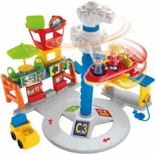 Fisher-Price Little People Lotnisko DGN30