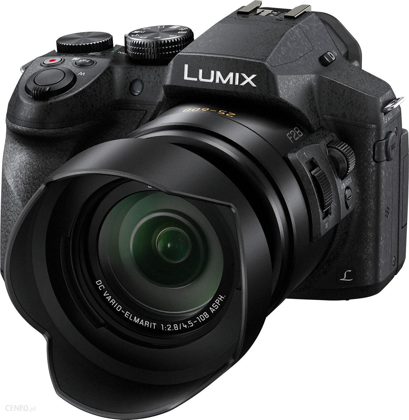 Aparat Cyfrowy Panasonic Lumix DMC-FZ300 Czarny