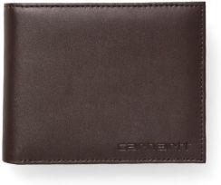f97b4acac02a7 PORTFEL CARHARTT Rock-it Wallet DARK BROWN - Ceny i opinie - Ceneo.pl