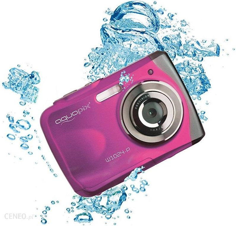 """Easypix Aquapix W1024-P Pink"""
