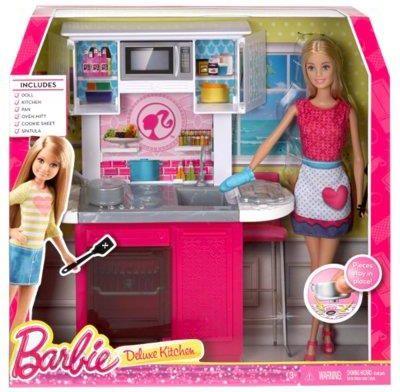 Barbie Mebelki Kuchnia Cfb62