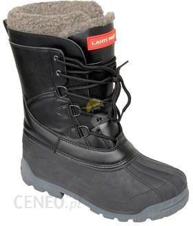 4c81c4290ad5f6 Lahti Pro Buty ocieplane śniegowce męskie skóra syntetyk 42 L3080242 -  zdjęcie 1