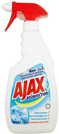 Ajax Spray Disinfection 500Ml Gr01355A
