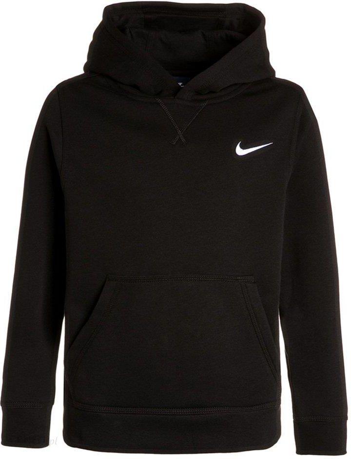 Nike Performance YA76 Bluza z kapturem blackwhite