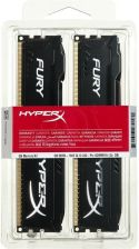 Kingston HyperX Fury Black 16GB (2x8GB) DDR3 1866MHz CL10 (HX318C10FBK2/16)