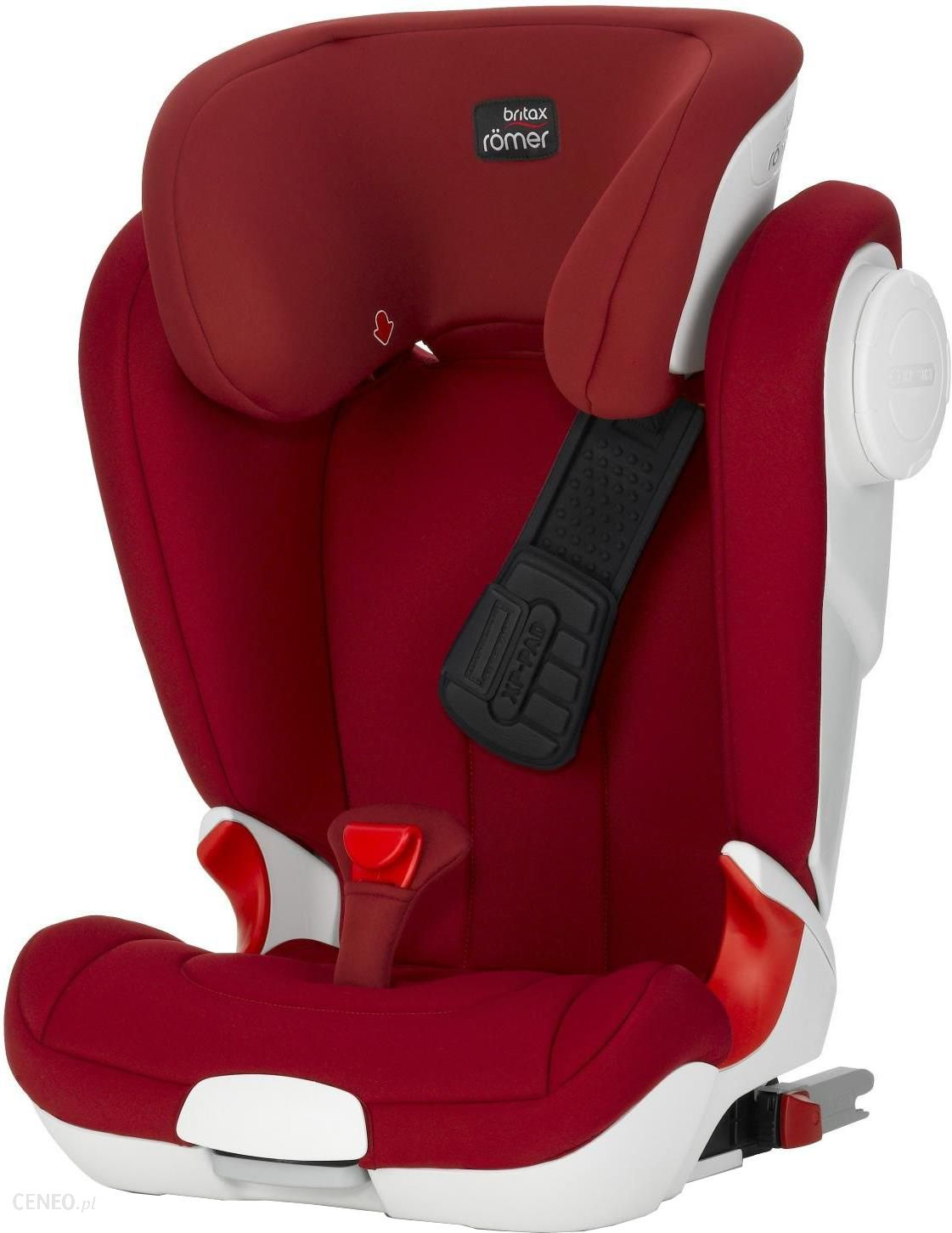fotelik britax romer kidfix ii xp sict flame red 15 36kg. Black Bedroom Furniture Sets. Home Design Ideas