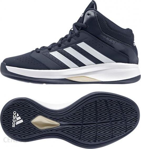 0a5a76d8af172 Buty koszykarskie adidas Isolation 2 Jr S85007 - Ceny i opinie ...