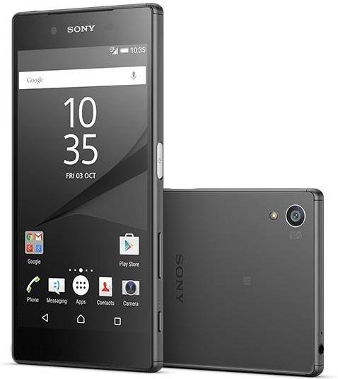 Sony Xperia Z5 Dual Sim Czarny Cena Opinie Na Ceneo Pl