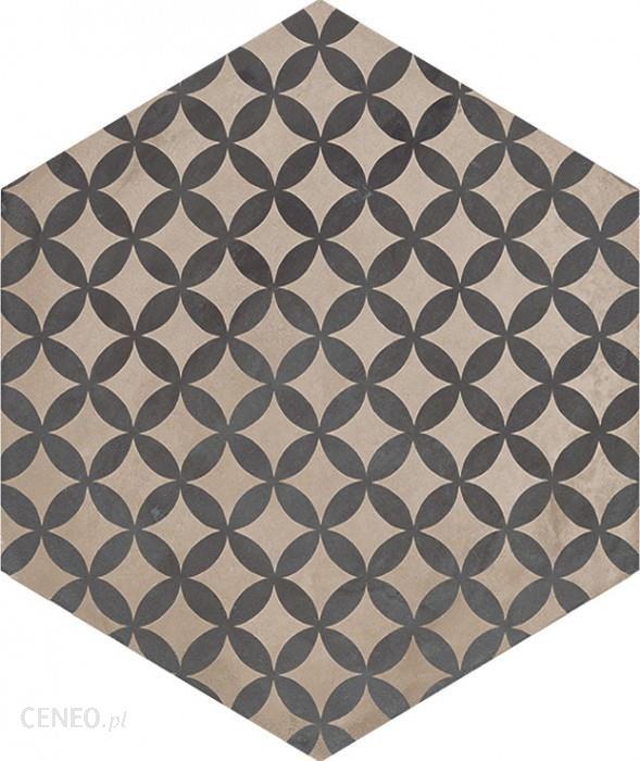 p ytki marca corona terra decori esagono astro 0114 25x21. Black Bedroom Furniture Sets. Home Design Ideas