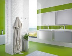 Golden Tile Relax Green 25x40