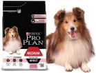 Purina PRO PLAN Medium Adult Sensitive Skin OPTI DERMA Łosoś - różna waga Waga:3 kg