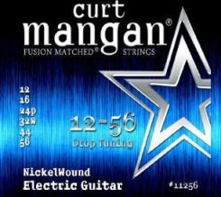Curt Mangan 12-56 Nickel Wound Set Drop