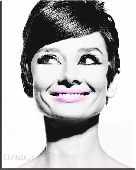 Obraz Plakat Audrey Hepburn 50x40