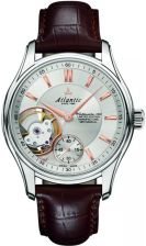 Atlantic Worldmaster 1888 Lusso Manufacture Open Heart Limited Edition 52951.41.21R