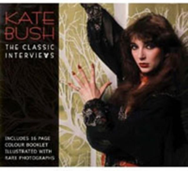 Kate Bush Classic Interview-Kate Bush (CD)