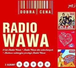 3261e3888e555c Radio Wawa 21 Lat Radia Wawa / Radio Wawa Dla Zakoc (CD) Płyty kompaktowe