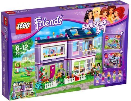 Klocki Lego Friends Super Pack 3 W 1 Wersja Limitowana 66526 Ceny