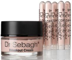Dr Sebagh Breakout Powder and Cream 50ml Matujący Krem + Puder Antybakteryjny
