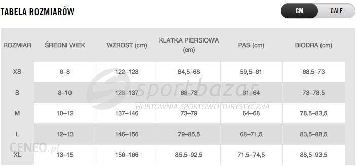 Nike Bluza bramkarska Nike Junior Goalie II 588441 001