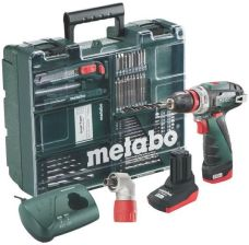 Metabo Zestaw PowerMaxx BS Quick Pro 600157880