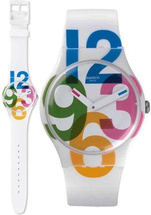 acbb1754e6d7b2 Zegarki Kolorowe Damskie Swatch - Ceneo.pl