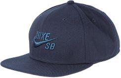 Nike SB Czapka z daszkiem dark obsidian black squadron blue Ceny i opinie Ceneo.pl