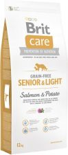 Brit Care Grain-free Senior Salmon & Potato 12kg