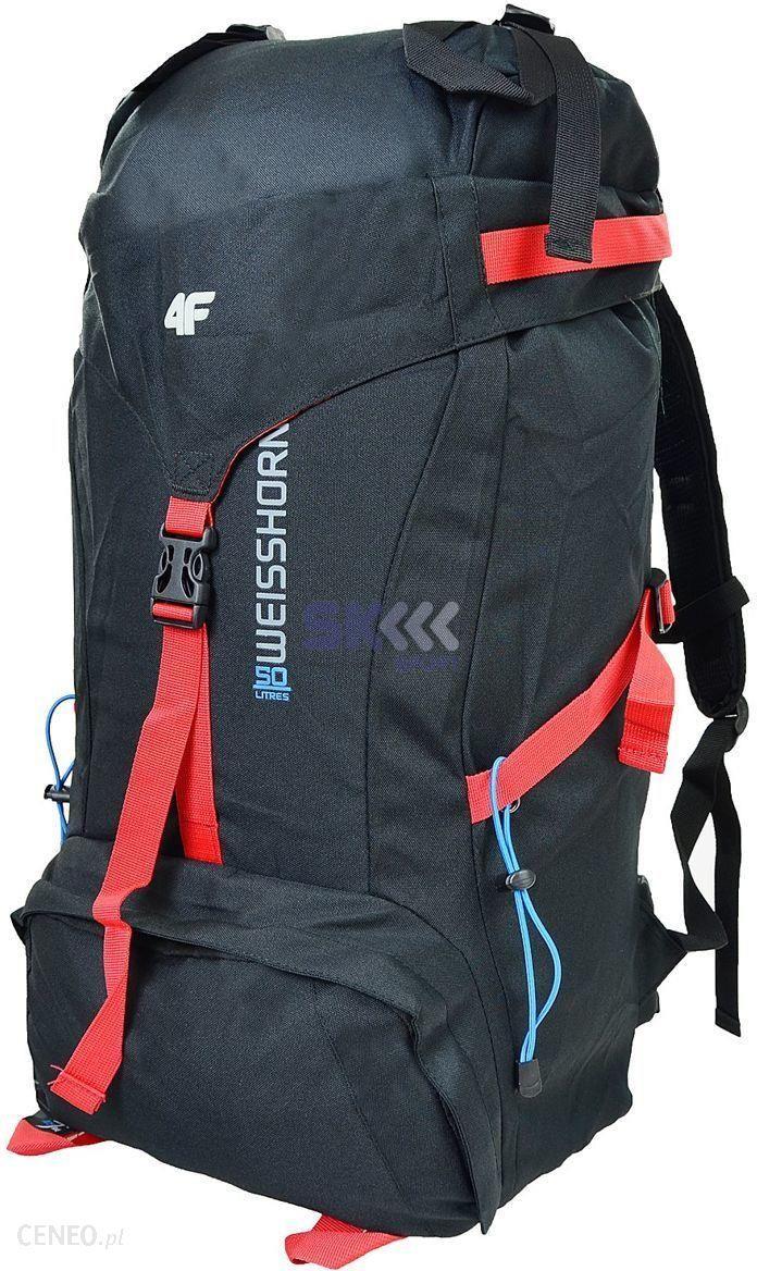 04136a4072ef2 Plecak turystyczny 4F Weisshorn 50L - Czerwony - Ceny i opinie ...