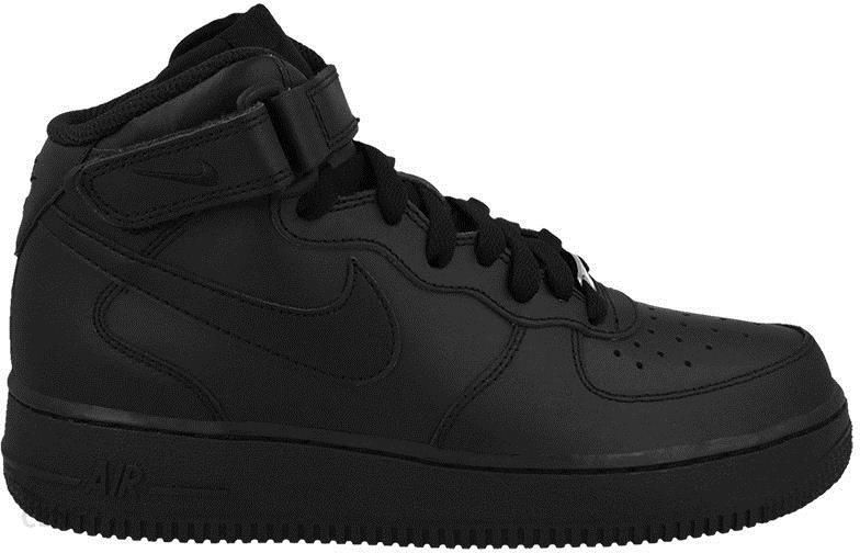 Buty Nike Air Force Damskie Czarne Wysokie Ceny i opinie
