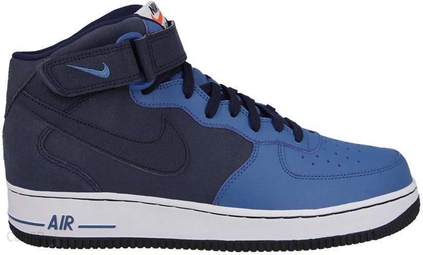 Buty Męskie Nike Air Force 1 Mid 315123 406, NIKE AIR FORCE