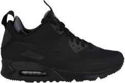 Buty Nike Air Max 90 Mid Winter All Black (806808 002