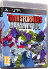 Transformers: Devastation (Gra PS3)