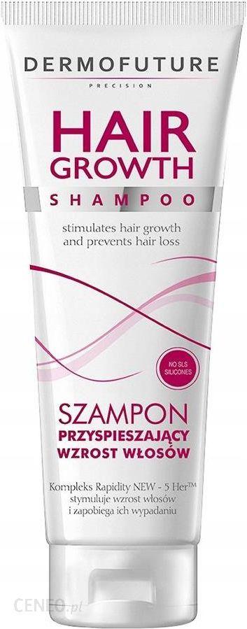 dermofuture df5 szampon przeciw wypadaniu włosów dla mężczyzn opinie