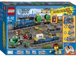 Klocki Lego City Pociąg 4w1 Superpack 66493 Ceny I Opinie Ceneopl
