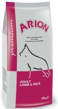 Arion Premium Adult Lamb & Rice 12Kg