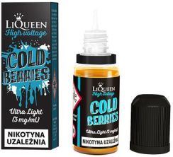 Liqueen Cold Berries Zero 0 Mg Ml Liquid 10 Ml High Voltage Opinie I Ceny Na Ceneo Pl