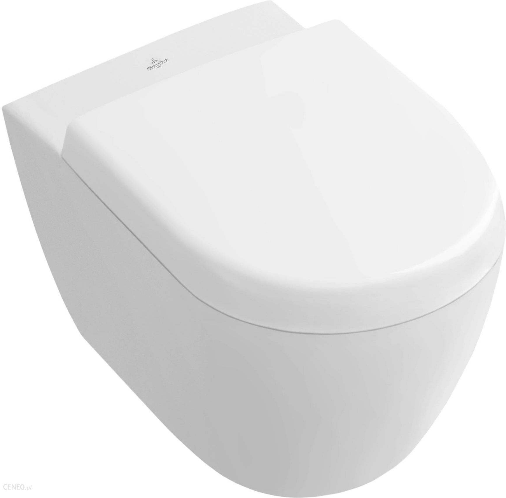 miska wc villeroy boch subway 2 0 ceramicplus 5606r0r1 opinie i ceny na. Black Bedroom Furniture Sets. Home Design Ideas