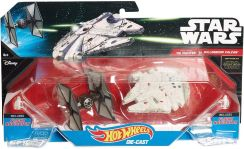 Hot Wheels Star Wars Tie Figther Vs Ghost Cgw90 Dlp58