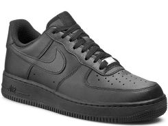best cheap 8baf2 0d023 Sneakersy NIKE - Air Force 1 07 Black eobuwie