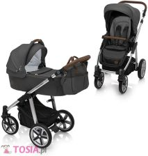 Baby Design Dotty 17 graphite Głęboko Spacerowy