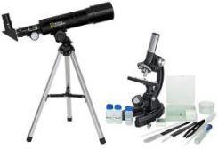 BRESSER National Geographic Zestaw teleskop/mikroskop