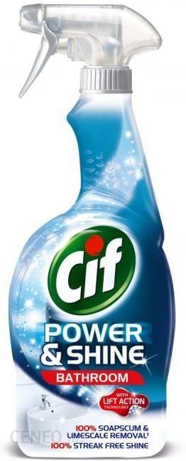 Cif Power Shine Spray Do łazienek 750 Ml 4b03 30742