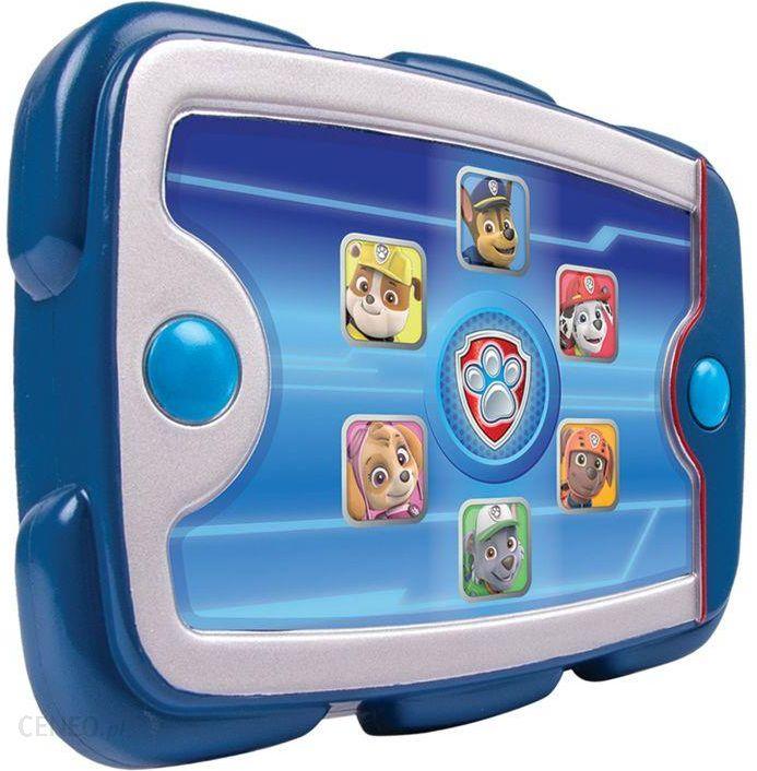 Spin Master Psi Patrol Pad Tablet Rydera Z Dźwiękami (20067492)