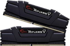 G.Skill 16GB (2x8GB) DDR4 Ripjaws 5 Black (F4-3200C16D-16GVKB)