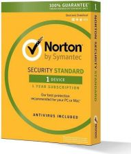 Norton by Symantec Symantec Norton Security Standard 3.0 1U 1Rok (21357596) - zdjęcie 1